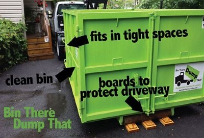 Bin There Dump That Value Propositions